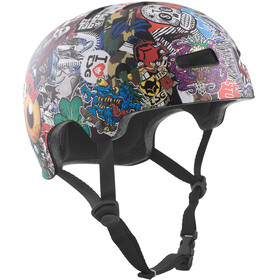 TSG Evolution Graphic Design casco per bici colorato